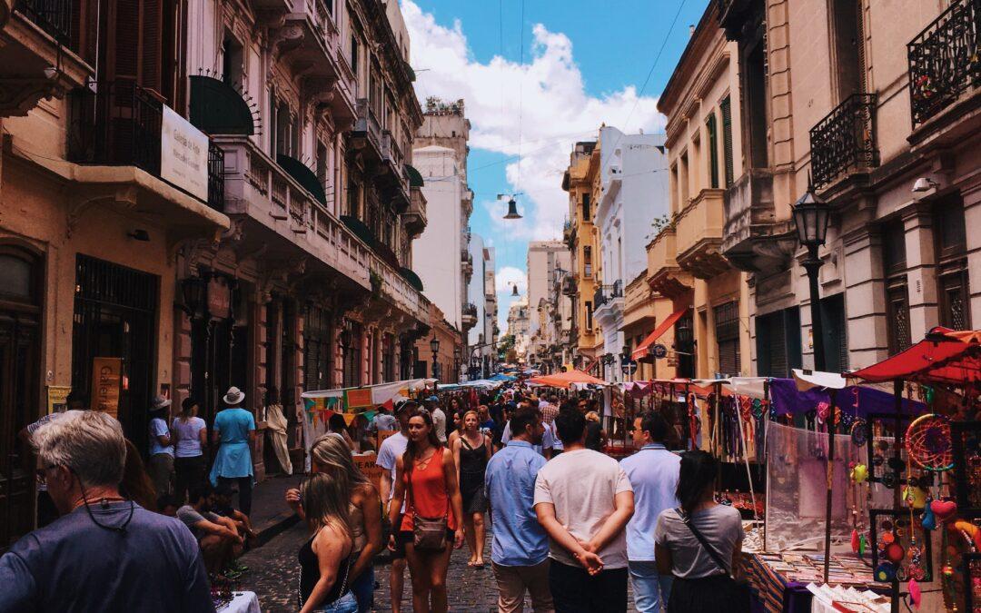 La cultura como instrumento de renovación urbana en la Ciudad de Buenos Aires